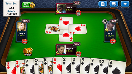 Spades Plus on iPhone