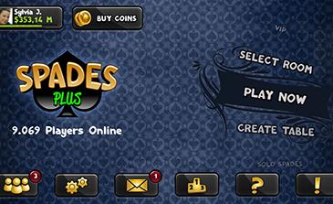 Spades Plus on Amazon