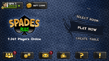 Spades Plus on Android
